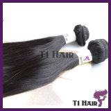 7 brasileiro uma Virgem Tecelagem de fio de cabelo humano