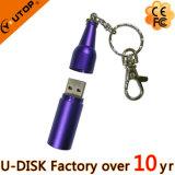 Kundenspezifisches Bierflasche geformtes USB-Blitz-Laufwerk als Förderung-Geschenk (YT-1216)