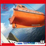 Barco salva-vidas Lifesaving totalmente incluido do equipamento do G.R.P