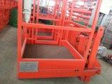 Piattaforma idraulica fissa idraulica dell'elevatore dell'elevatore del carico
