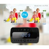 HD WiFi Hidden Clock Camera 1080P Video Recorder Monitor de Seguridad