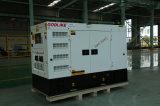 Super Silent дизельных генераторных установках с двигателем Perkins (200 квт/160квт)