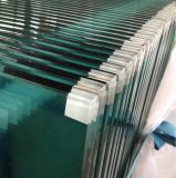Effacer écran de soie de verre trempé de verre pour les équipements de sport