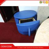 호텔 방 가구를 위한 둥근 침대