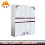 Fas-093 Alta calidad de los organizadores de armario dormitorio Armario metálico