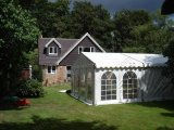 Giardino esterno Party Clear Span Wedding Tent del PVC per Event