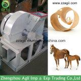 Rectifieuse rasante en bois de cheval de prix concurrentiel de literie animale de poulet