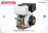 L'air a refroidi le moteur diesel avec le recul éclaboussé par pression de Yarmax ou le démarreur électrique