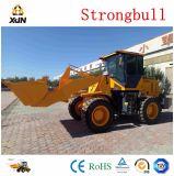 Fabriqué en Chine Strong Bull chargement frontal (ZL25) avec nouvelle apparence