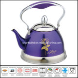 Осведомителей из нержавеющей стали с полимерным покрытием чайник кухонные приспособления