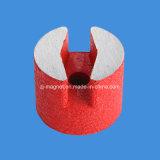 Magnete verniciato rosso del POT del AlNiCo
