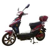 350W / 500W Motocicleta elétrica sem escova com pedal e caixa traseira (ES-018)