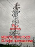 Torretta della trasmissione di tangente di CC di Megatro 110kv-1f5-Szk
