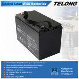 12V100ah Valve Regulated Lead Acid Battery per Solar System