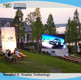 P4 Rental LED video barrier outdoor LED screen display