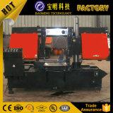 향상된 강직한 G4028 금속 수평한 악대 Sawing 기계