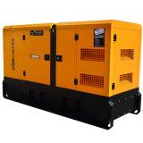 100kVA de Diesel van de Generator van de Bril van de huur met Controlebord