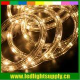 """Branca quente de 220V 1/2"""" Corda de LED de luz da lâmpada de faixa de Decoração de Natal"""