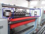 Machine automatique de Rewinder de découpeuse de tissu d'Onductive