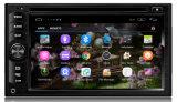 Android 6.0 Quad Core multimédia à écran tactile Voiture radio pour lecteur de DVD Universal
