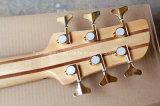 Musique de Hanhai/24 guitares basses électriques de Collet-Par l'entremise-Corps de chaînes de caractères des frettes 6