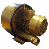 7,5 kw 3 etapas de la bomba de aire del ventilador/anillo de presión diferencial en alto