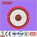 N2xsh Medio cable de tensión, aislamiento de XLPE, PVC vaina del cable de cobre