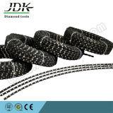Хорошее качество алмазной проволочной пилы для армирования бетонных режущих инструментов