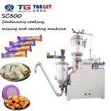 Machine continue de cuisson, de mélange et d'aération pour la sucrerie de Doux-Lait