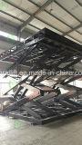 Hydraulische schaartype de draailift van de zware ladingsauto