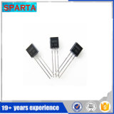 Transistor do regulador de tensão do Triode da potência de S8050d Ss8050d 3-Terminal