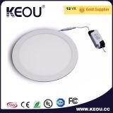 Des LED-runde LED Deckenleuchte des hellen Panel-dünnen LED hellen Panel-