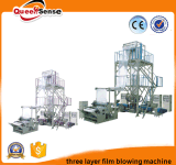 sacchetti impaccanti di salto del film di materia plastica delle macchine della plastica di ABC 3layer
