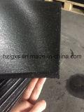 Зеленая точка композитный спортзал пол резиновые плитки/коврики