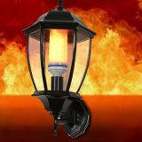 Электрические лампочки пожара влияния пламени СИД, творческие света с мелькая эмулированием