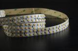LEDの適用範囲が広い装飾的で軽い単一の列240LEDs SMD 3528 LEDの滑走路端燈Tira