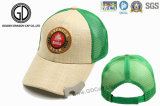 Malha de palha Boné / Camionista Palha Hat Cap