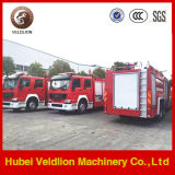Sino HOWO 8000Lの水泡の普通消防車