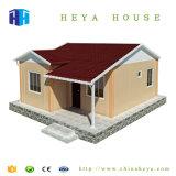 Estructura de acero a prueba de huracanes prefabricados Casas en Chipre