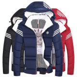 O OEM Quilted Zipper quente até Piscina Inverno jaqueta do homem