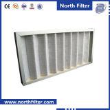 Filtre à air en aluminium principal de panneau de bâti