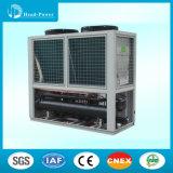 refrigerador de agua refrescado aire del desfile de la industria de 30HP 40HP 50HP