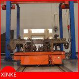 Machine de souffle d'injection de Derusting de longeron de forme de Y pour les bâtis de processus
