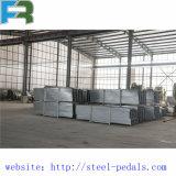 Plancia d'acciaio dell'armatura galvanizzata 250*50*2000 per costruzione