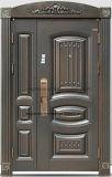 2017最上質の指紋ロックの鋼鉄機密保護のドア(EF-S117)