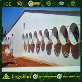 Estrutura de aço prefabricados Granja e casa de aves de capoeira