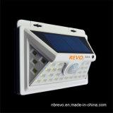 Luz de la seguridad del sensor solar (RS-2066B)