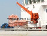 De mariene Reddingsboot van het Type FRP van Glasvezel Open