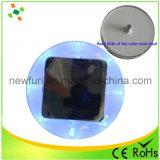 Clignotement de la LED en plastique Cat Eye goujon de la route solaire
