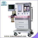 Unità multifunzionale di anestesia con due vaporizzatori